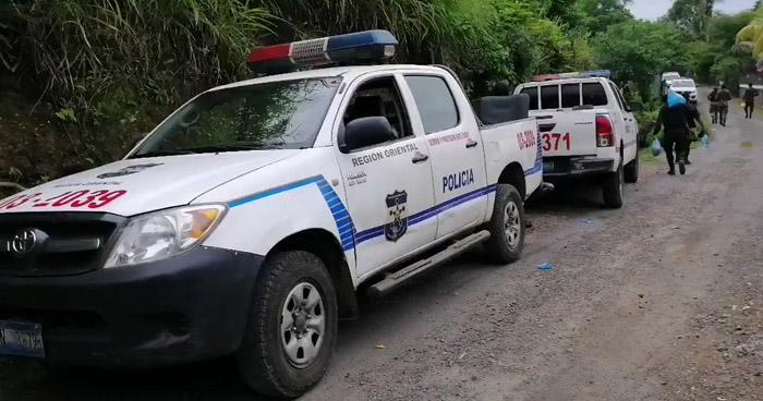 Cuatro pandilleros murieron en intercambio de disparos con Policías en San Miguel