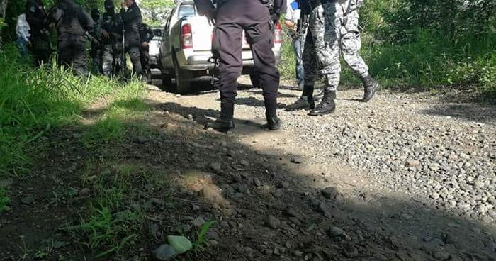 Intercambio de disparos en Moncagua, deja a dos pandilleros fallecidos