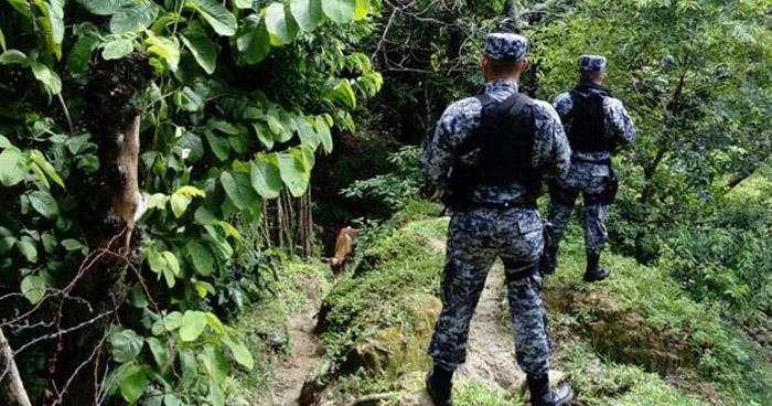 Muere pandillero en intercambio de disparos con agentes de la PNC en San Vicente