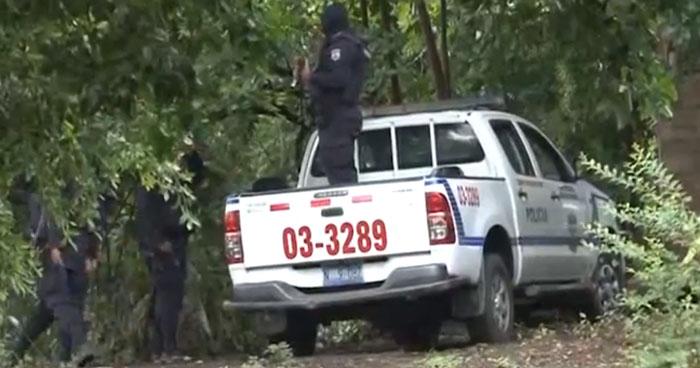 Un pandillero muerto durante enfrentamiento con policías en San Miguel