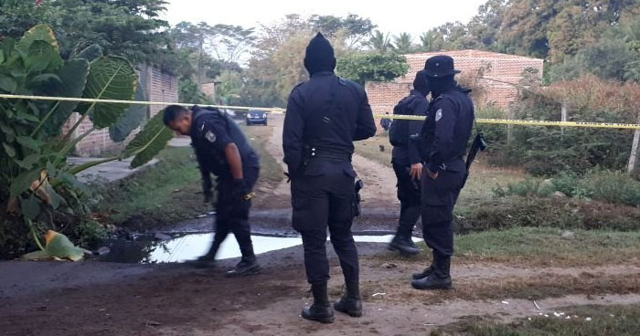 Enfrentamiento deja a un pandillero muerto y a dos capturados en Santa Ana