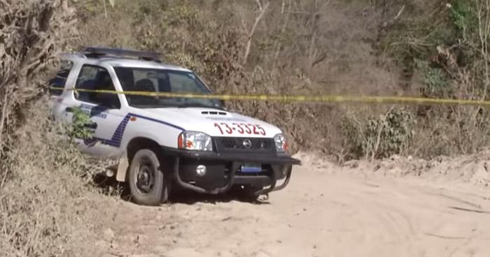 Un pandillero muerto y otro capturado tras enfrentarse a policías en San Vicente