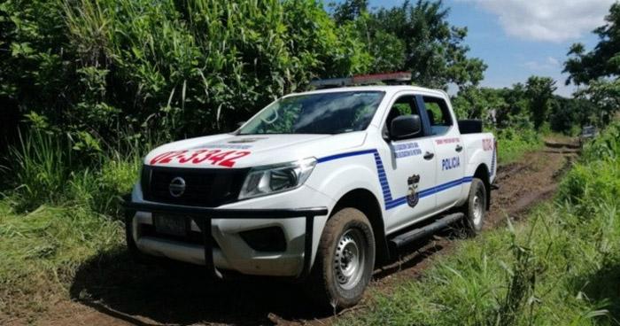 Pandilleros atacan patrulla policial en San Pedro Perulapán, Cuscatlán