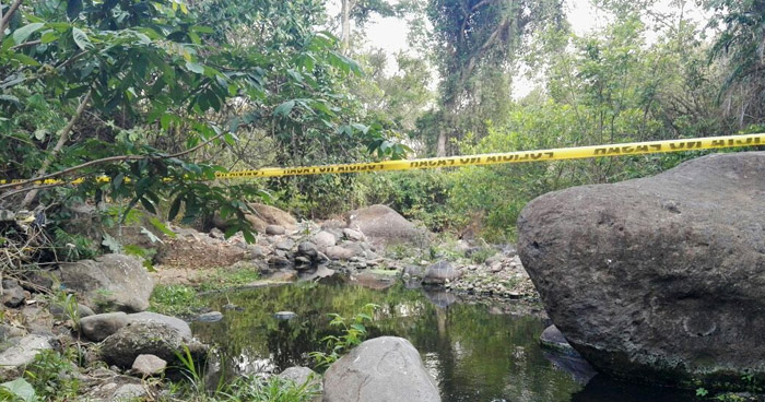 Dos pandilleros que atacaron a policías con subametralladoras UZI, fueron abatidos en La Libertad