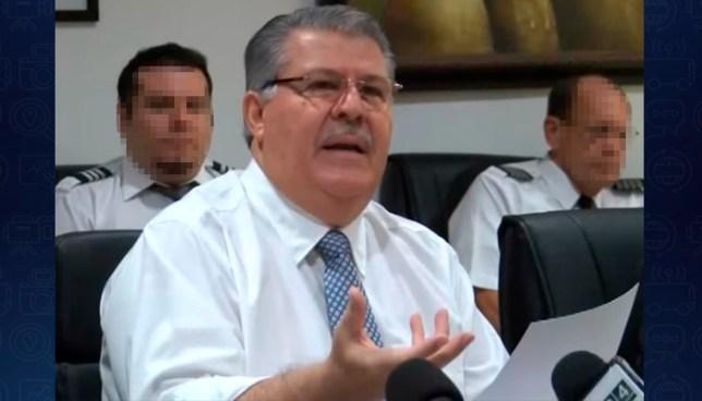 Enrique Rais, prófugo buscado por un proceso penal, ya tiene notificación ROJA