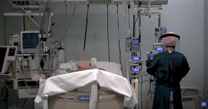 Europa supera el millón de muertes confirmadas por COVID-19