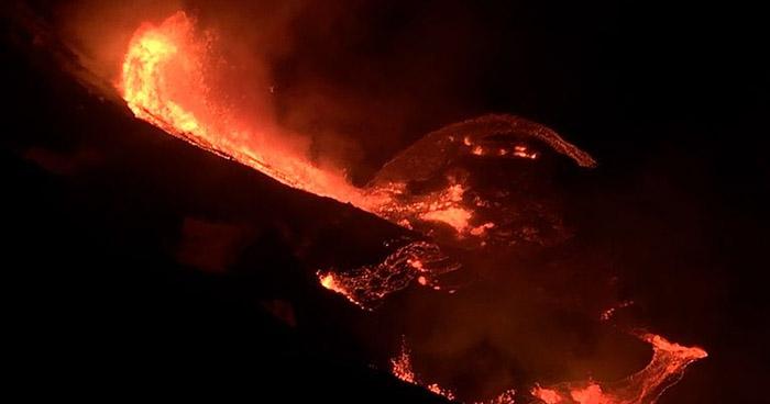 Volcán Kilauea, en Hawái, entra en erupción tras varios sismos