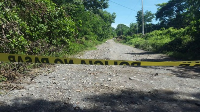 Delincuentes asesinan a balazos a un hombre en San Rafael Oriente, San Miguel