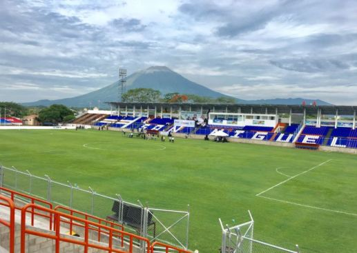 Inauguran primera etapa de remodelación del Estadio Juan Francisco Barraza