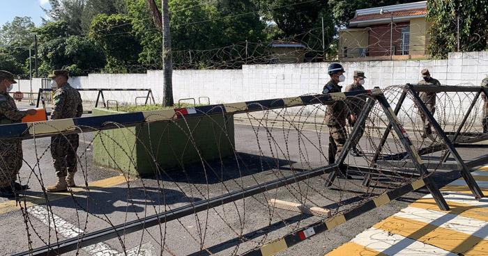 """Fuerza Armada niega acceso para que inspeccionen archivos militares por caso """"El Mozote"""""""