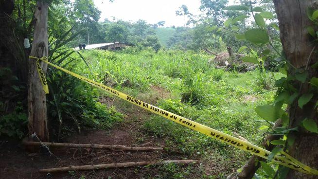 Encuentran cadáver en estado de descomposición en Comacarán, San Miguel