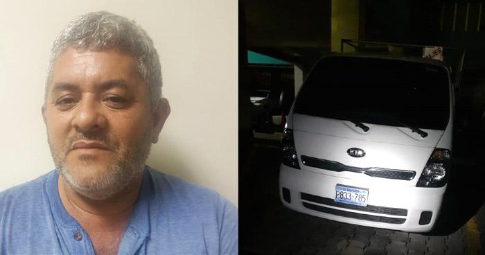 Capturan a estafador en San Salvador