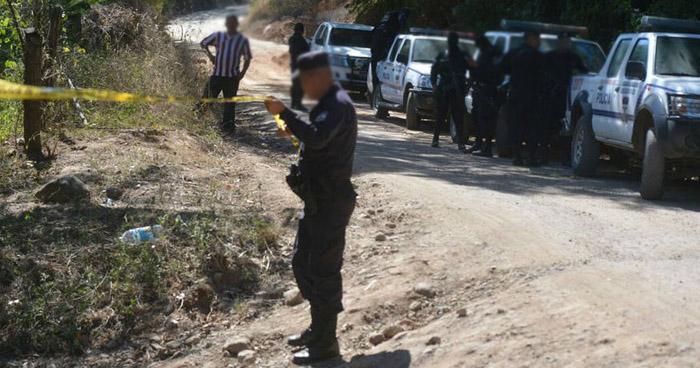 Estudiante de bachillerato asesinado en Ahuachapán