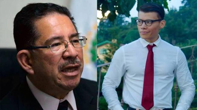 Eugenio Chicas niega haber demandado a youtuber y asegura que la única demanda es contra Bukele