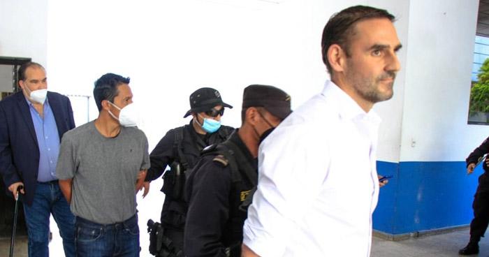 Detención preventiva contra exalcalde de San Salvador por retenciones