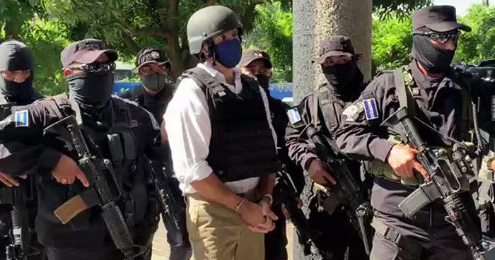 Exalcalde de San Salvador es acusado de defraudar al fisco $21 Mil