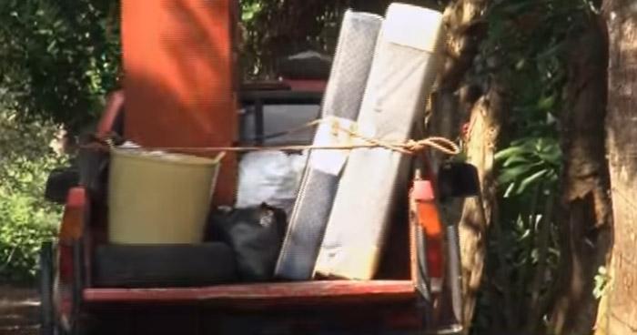 Familias abandonan sus viviendas por amenazas de pandillas en Zaragoza, La Libertad