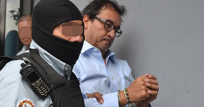 Programan audiencia contra exfiscal, Luis Martínez, por beneficiar a Enrique Rais