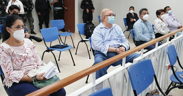 Dos testigos criteriados declararán en caso contra exfuncionarios del FMLN