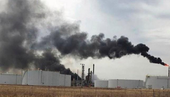 Al menos 20 personas murieron tras explosión de refinería en EE.UU.