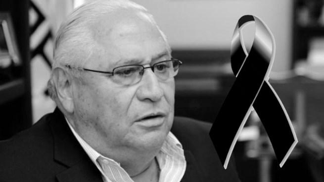 Fallece el expresidente Dr Armando Calderon Sol en Estados Unidos