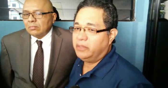 Niegan libertad a exsecretario de Comunicaciones de la Presidencia de Funes