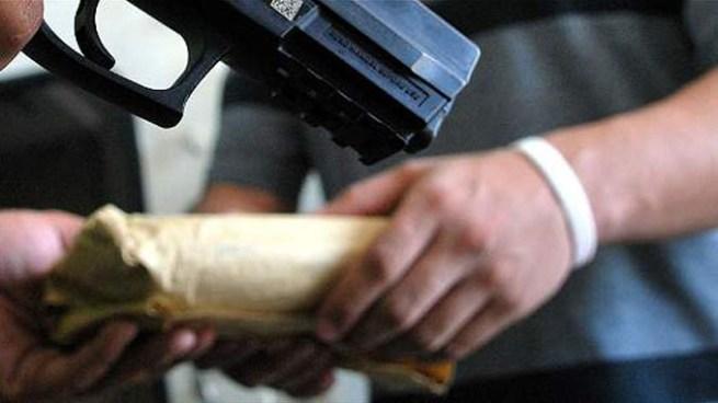 Extorsionistas exigían a la víctima $3,000 dólares bajo fuertes amenazas a muerte