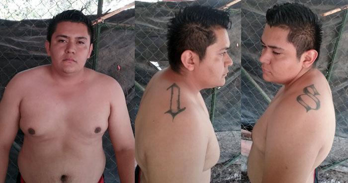 Arrestan a pandillero buscado por extorsionar a una víctima en San Martín