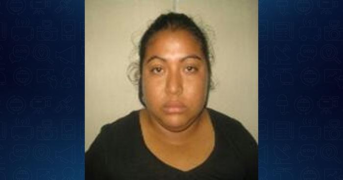 Mujer capturada en Sonsonate se dedicaba a cobrar extorsión