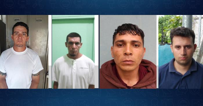 Capturan a pandilleros que extorsionaban a comerciantes de Chalatenango