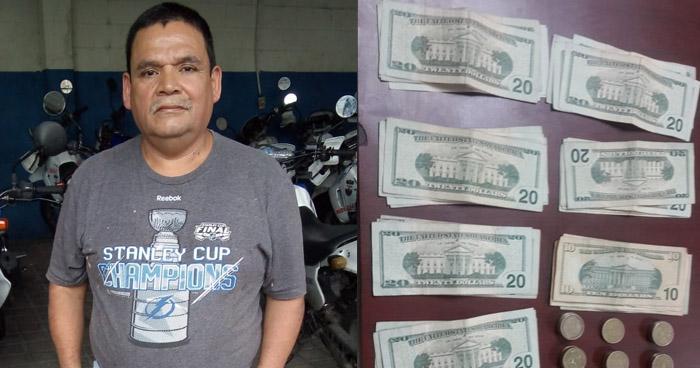 Extorsionista capturado en el Mercado La Tiendona