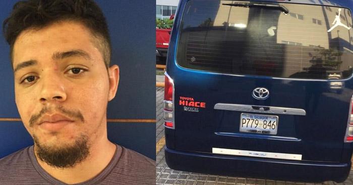 Pandillero capturado cuando recibía dinero de extorsión en La Paz
