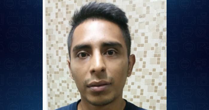 Pandillero que se dedicaba a extorsionar fue arrestado en San Salvador