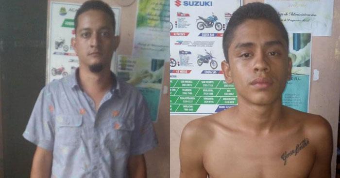 Capturan a extorsionistas que delinquían en Ciudad Delgado