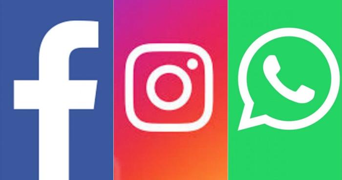 Caídos: Facebook, Whatsapp e Instagram reportan fallas a nivel mundial
