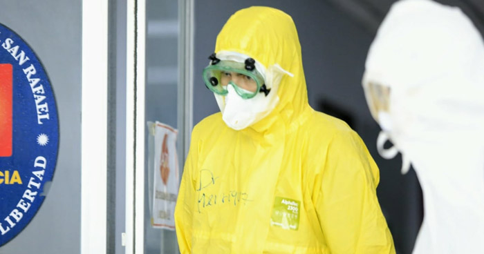 Muere otro hombre a causa de COVID-19 en El Salvador, la cifra sube a 16