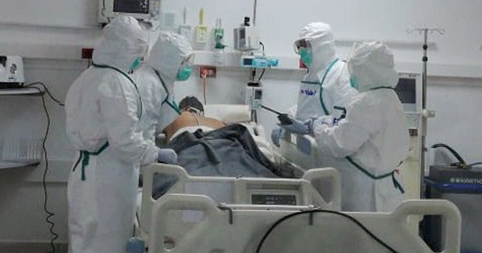 Dos muertes más a causa de COVID-19 en El Salvador