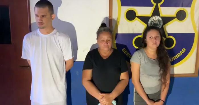 Pandillero y su familia fueron capturados por ocupar bajo amenazas una vivienda en La Unión