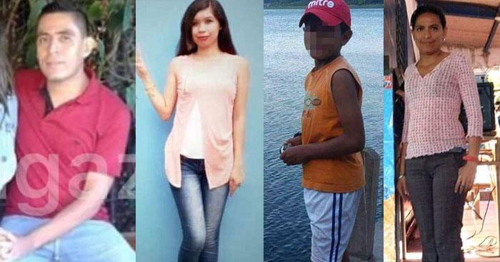 Detención provisional para pareja involucrada en la desaparición de familiares de Pimentel