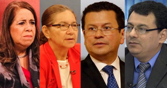 Nueva ola de familiares de funcionarios del FMLN despedidos