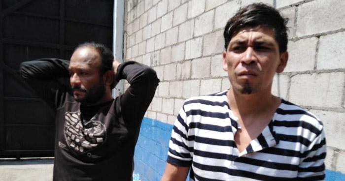 Capturan a pandilleros que asesinaron a una mujer en Santiago de María, Usulután