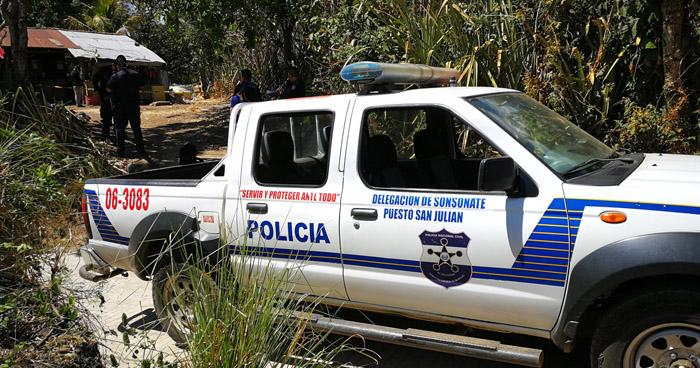Asesinan a mujer al interior de su vivienda en Armenia, Sonsonate