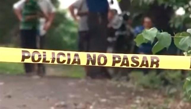 Asesinan a balazos a una mujer en San Isidro, Cabañas