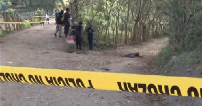 Mujer fue asesinada en un cantón de Moncagua, en San Miguel