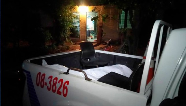 Feminicidio en La Paz: Llamó a su víctima a que se acercara a la ventana de la vivienda para asesinarla