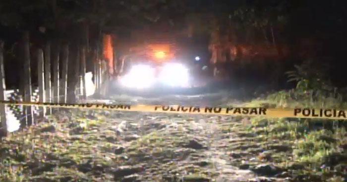 Joven fue asesinada en colonia San Ignacio, San Martín