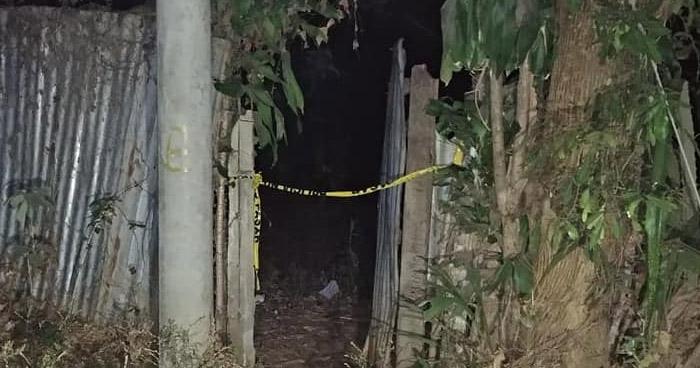 Mujer fue asesinada a golpes en Santiago de María, Usulután