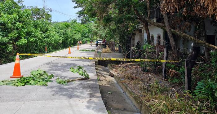 Asesinan a mujer frente a su vivienda en Sociedad, Morazán