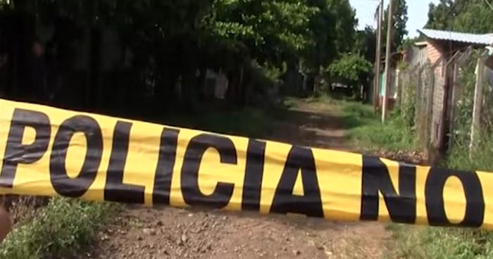 Asesinan con arma blanca a un mujer en Jucuarán, Usulután
