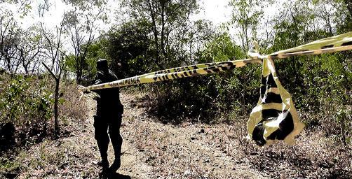Delincuentes asesinan a un hombre de 45 años en Usulután